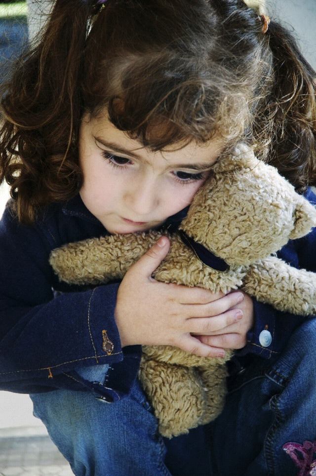 Help us Help Children in Crisis - Teddy Bears with Heart