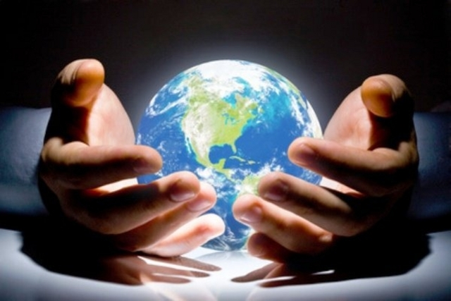 Save our beloved planet Earth and Humankind