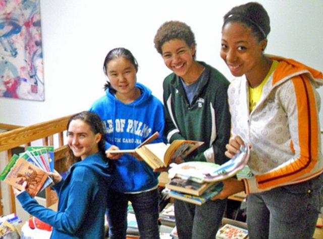 Sponsor Book Harvest's 10,000 Books for Kids on MLK Day 2013!