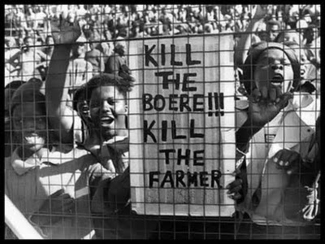 support the International Anti-Farmer-Genocide campaign