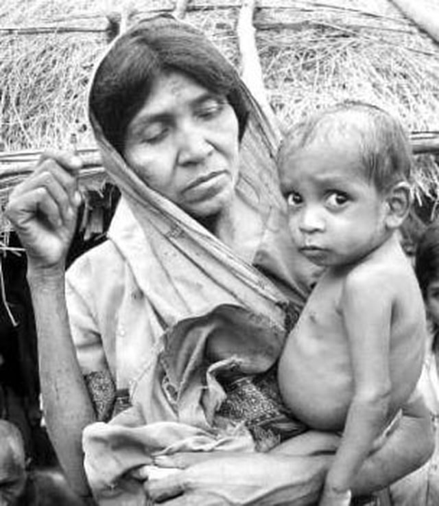 Fight against Malnutrition and Farmers sucide in Maharshtra