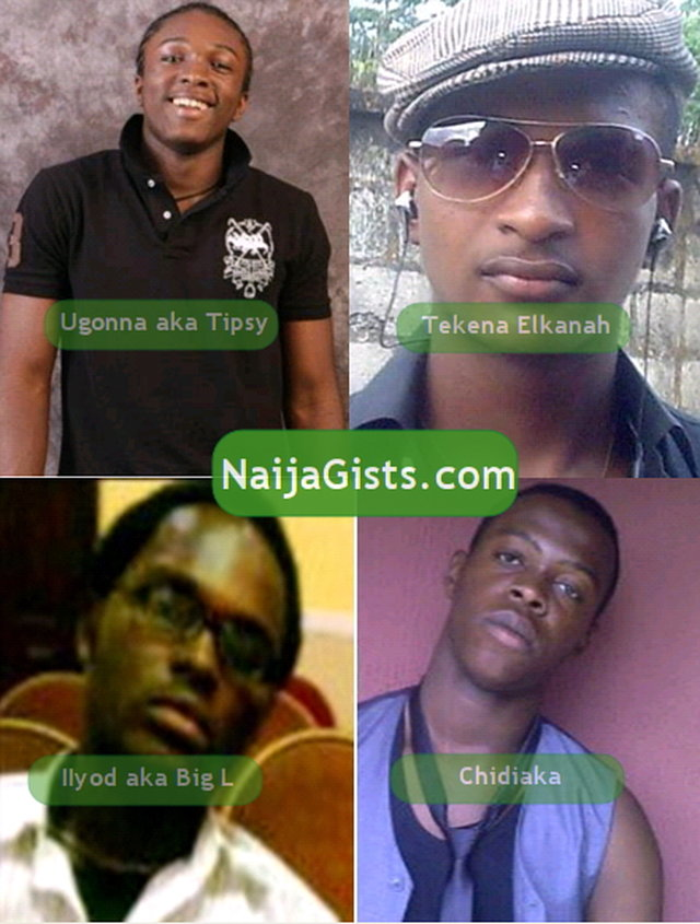 support justice for 4 Students KILLED in Nigeria