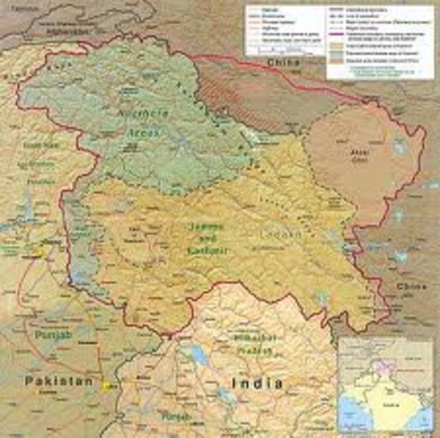 Jammu & Kashmir Is-Was-Will Be The Part Of Bharatvarsh