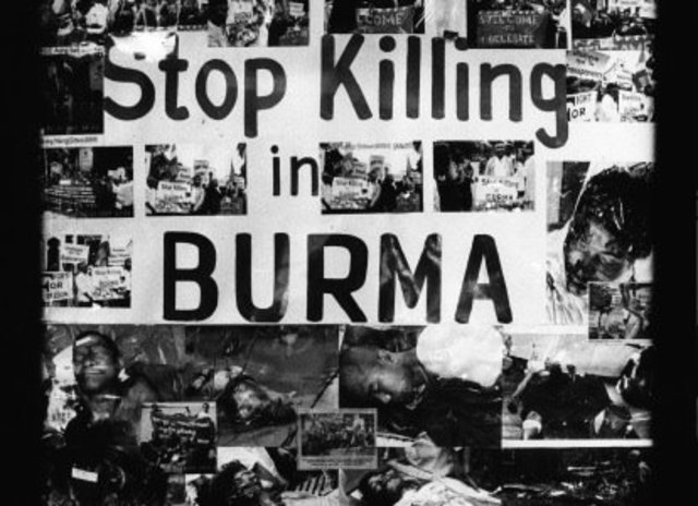 Stop Killing of Muslims in Burma