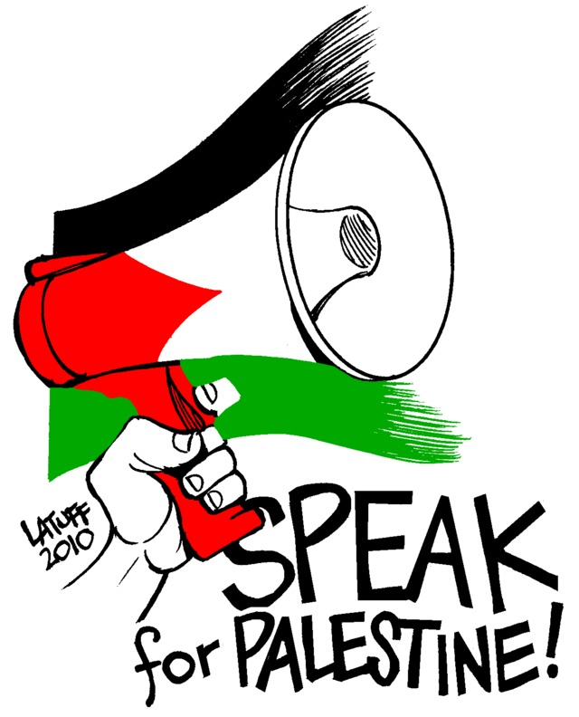 Add Palestine to the Facebook Country List