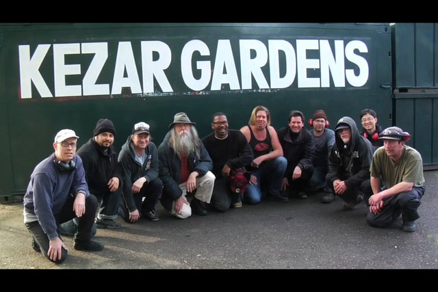Save Kezar Gardens and HANC recycling center in Golden Gate Park.