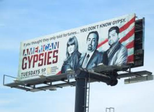 "petition the National Geographic TV show ""American Gypsies"""