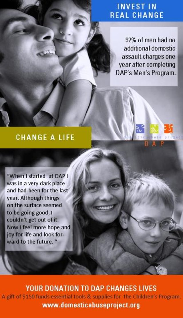 Domestic Abuse Project (DAP)