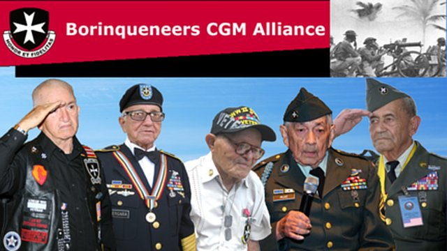 Borinqueneers Congressional Gold Medal Petition