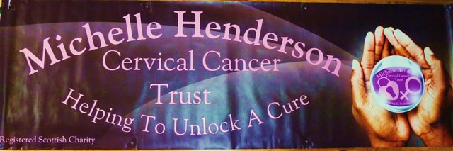 Michelle Henderson Cervical Cancer Trust