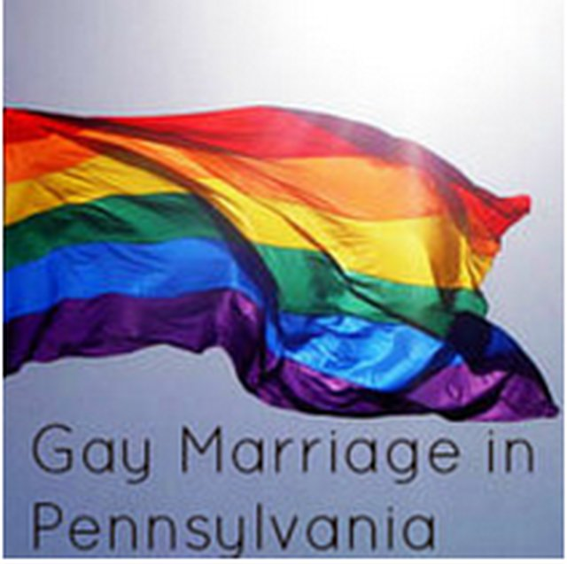 legalize gay marriage in Pennsylvania