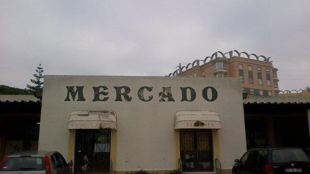 Obras de Remodelação para o Mercado do Algueirão