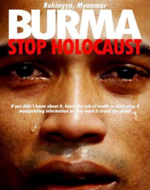 Stop Killing Muslims in Burmah