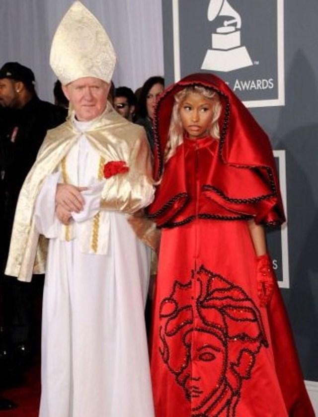 Help Get The Anti-Christian Nicki Minaj Removed American Idol