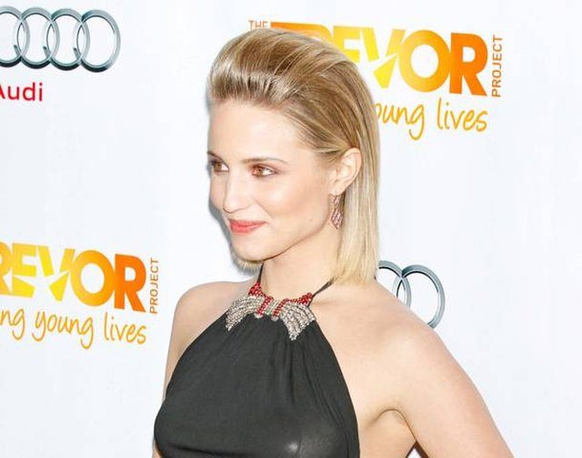Dianna Agron Project : The Trevor Project