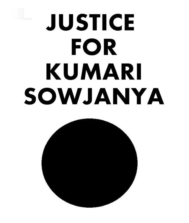 get justice For Kumari Sowjanya