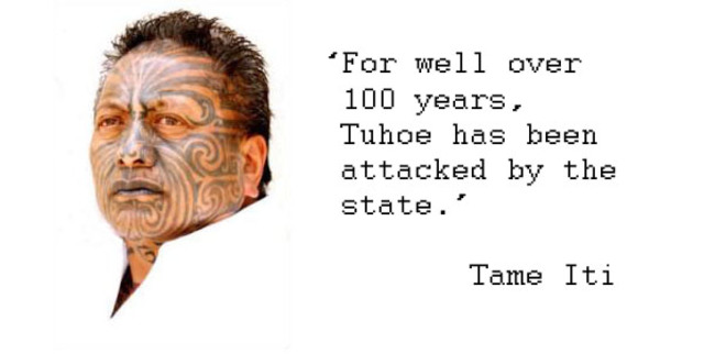Free Tame Wairere Iti and Rangikaiwhiria Kemara