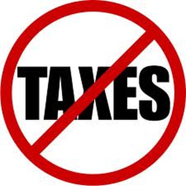 The Great American Tax Revolt!  April 15th