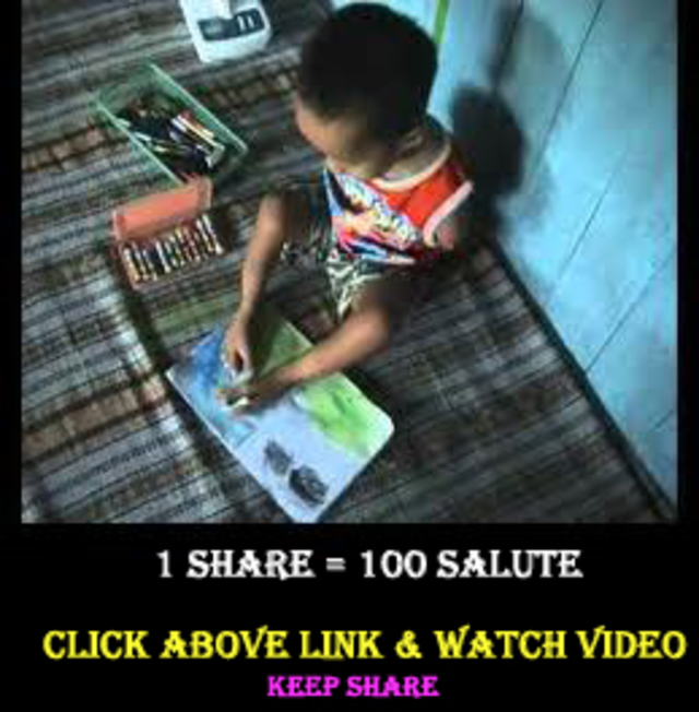 Take 1 Pledge for Inspirational Physically Handicapped Boy from SAVE A GIRL CHILD FOUNDATION