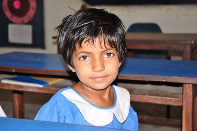 achieve universal primary education in Pakistan