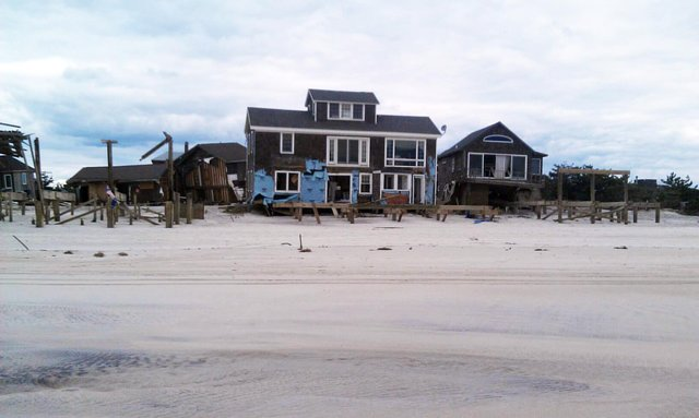 Urgent! Protect Fire Island and Long Island -- Rebuild our sand dunes!