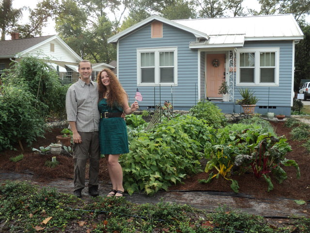 Walk the Talk on Greening Orlando by Allowing Front Yard Vegetable Gardens