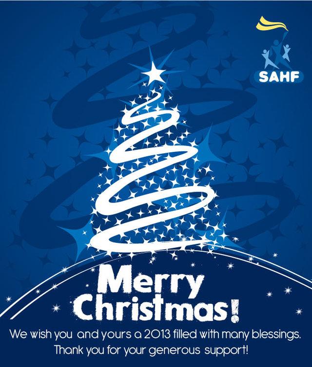 Salvadoran American Humanitarian Foundation (SAHF)