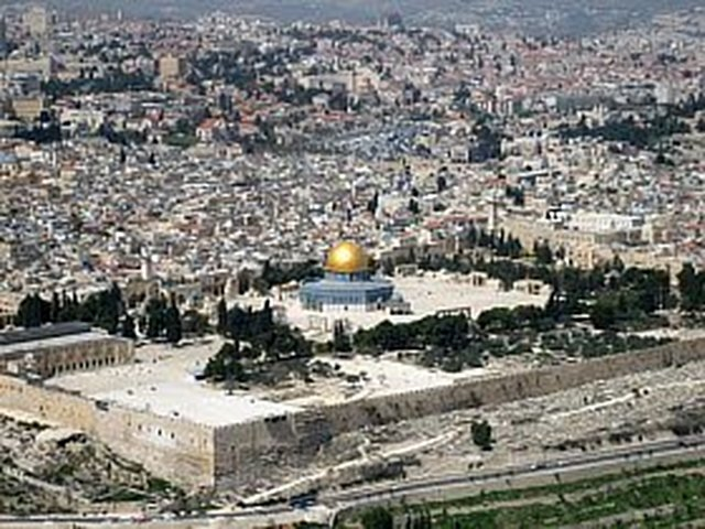 "Stand firm against Islam and their ""claim"" on Temple Mount."