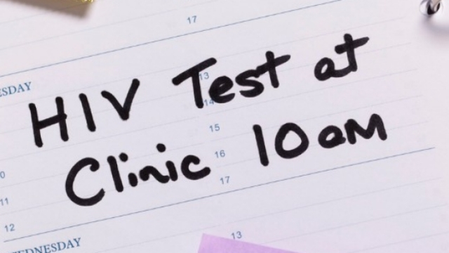 Know your status. Get Tested.