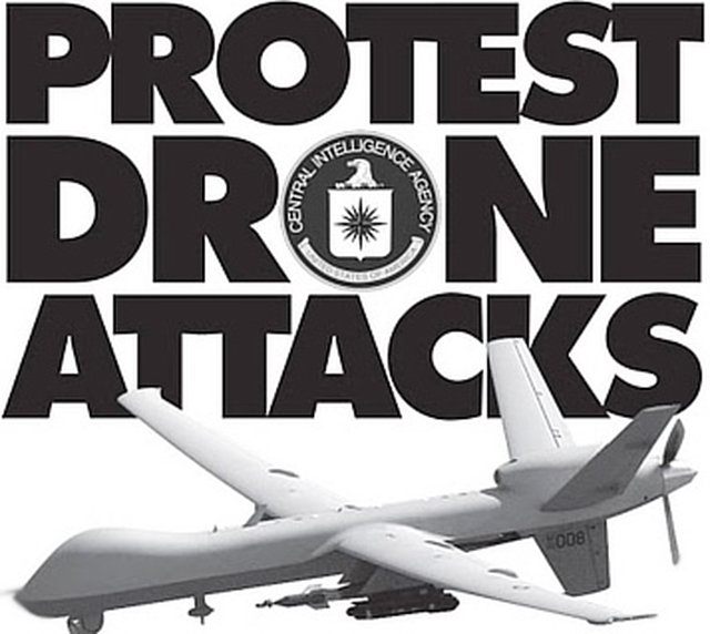 Stop Drone attacks in Pakistan !