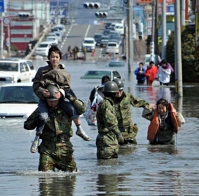 Help Survivors of Japan's Earthquake and Tsunami