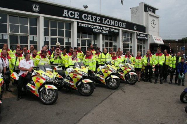 exempt Blood Bikes from fuel duty
