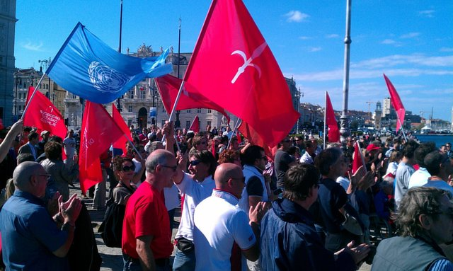free people in the Free Territory of Trieste