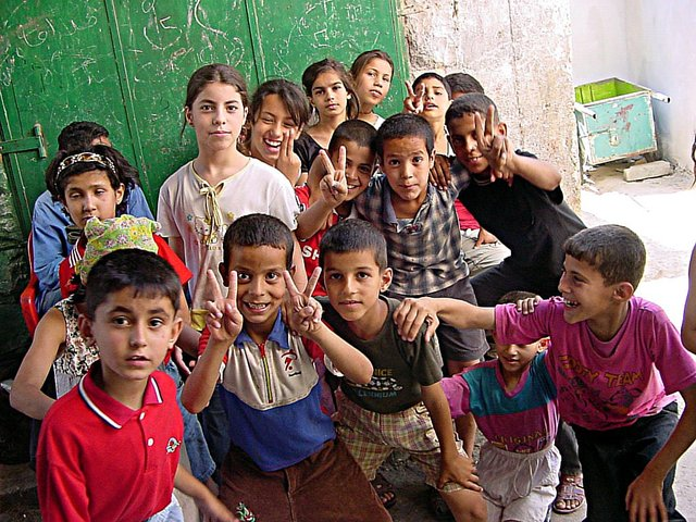 demand an end to Israel's abuse on Palestine's Children