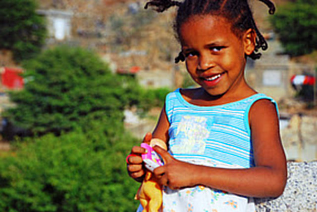 Help provide basic rights to Orphans at Aldeias Infantis SOS Cabo Verde