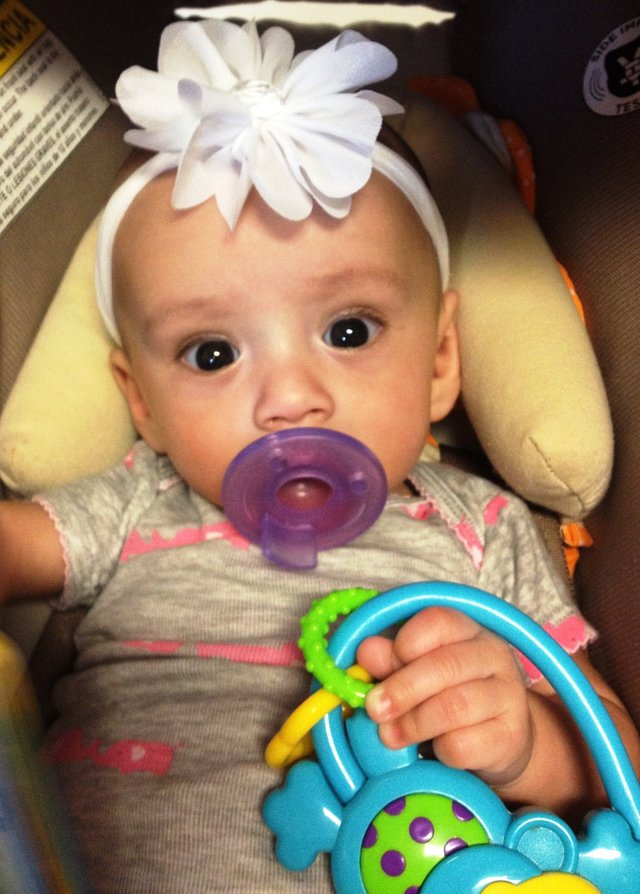 Baby Isabella's life altering surgery.