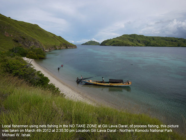 Stop Cyanide/Blast fishing in Komodo National Park