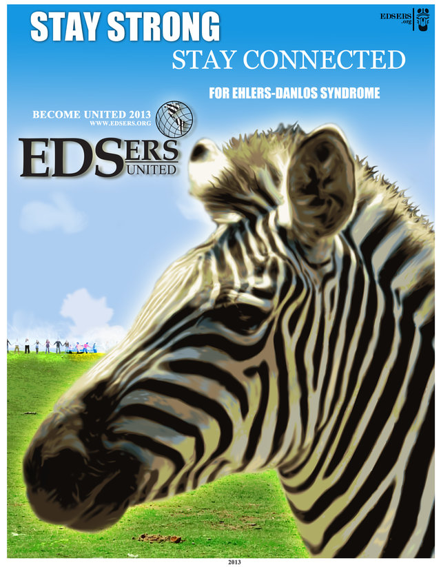 Stay Strong - Stay Connected for Ehlers-Danlos Syndrome (EDS) 2013