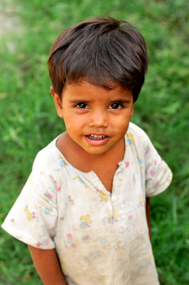 Make a Difference with Syntek Global & Feed Children.