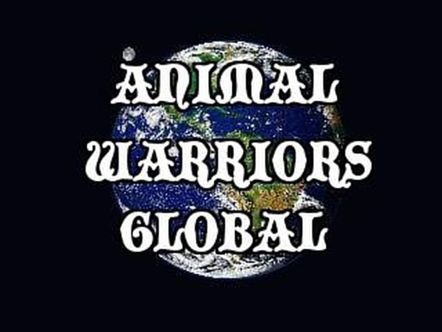 Join 'Animal Warriors Global' and fight for ALL Animals worldwide.