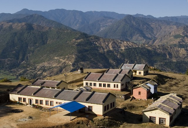 Provide health care for Nepal's rural poor
