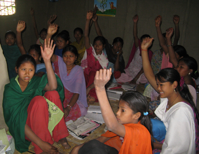 Rescue TEN girls in Nepal from slavery!