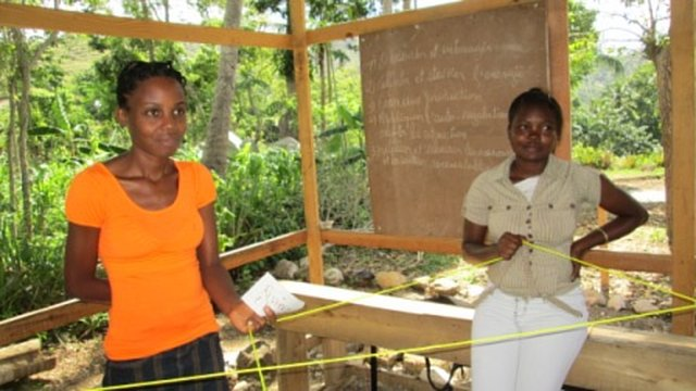Strengthen the Voices of Rural Girls in Haiti