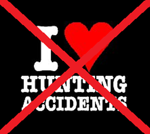 Tell Facebook to close the 'Hunting Accidents' page