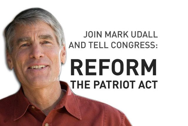 Reform the PATRIOT Act
