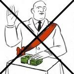 Apoie a redução do salário dos políticos Brasileiros