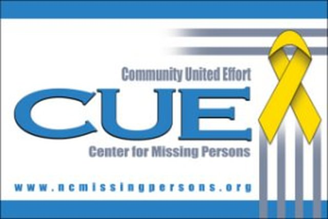 Support the CUE Center for Missing Persons