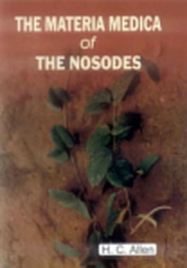 Research Studies in support of Nosodes · Causes
