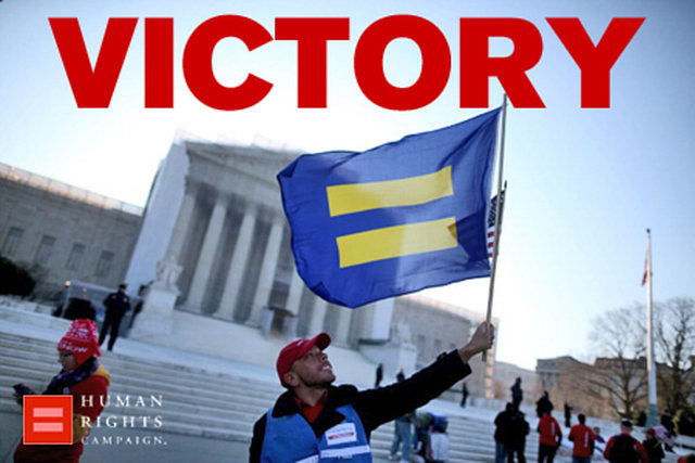 strike down DOMA and Prop 8