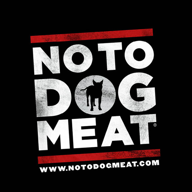 100,000 signatures NoToDogMeat Global Petition